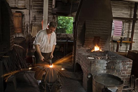 Photo Courtesy Colonial Williamsburg Foundation